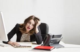 للعمل المكتبي مخاطر كبيرة والحلول قد تكون ممتعة!
