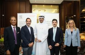 كليات التقنية العليا تنال جائزة المجموعة الخليجية  للقوى العاملة في الرعاية الصحية الرقمية