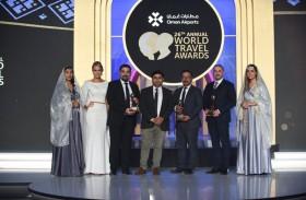 نيرفانا للسفر والسياحة تحصد 3 من جوائز السفر العالمية 2019