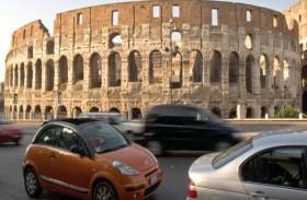 روما تحظر مركبات الديزل