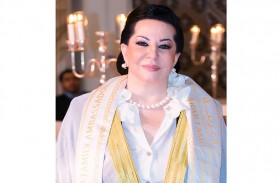 د. سلوى غدار .. سفيرة أممية وأم مثالية ورائدة في العمل الإنساني
