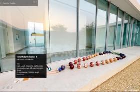 إرثي للحرف المعاصرة ينشئ معرضاً افتراضياً يروي حكاية 78 قطعة فنية فريدة