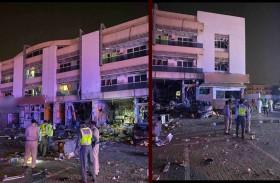 شرطة دبي: تسرب غاز أدى إلى انفجار في مطعم بالقصيص ولا إصابات