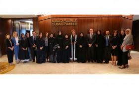 مجلس سيدات أعمال دبي يؤكد على دور الابتكار وريادة الأعمال في مسيرة تمكين المرأة