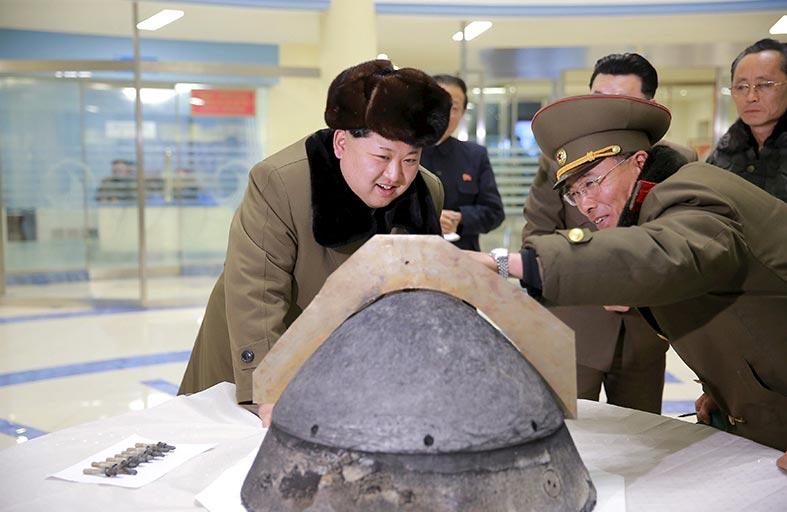 كوريا الشمالية تختبر تجارب لمحاكاة ضربات نووية