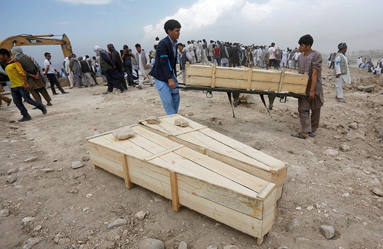 الأمم المتحدة: 63 ألف ضحية من  المدنيين في أفغانستان منذ 2009