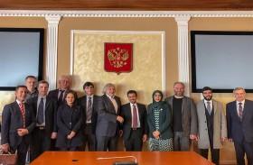 روسيا تعلن الشارقة ضيف شرف مميزاً على الدورة 32 لمعرض موسكو الدولي للكتاب
