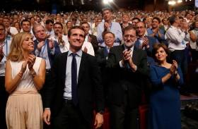 كاسادو يتزعم الحزب الشعبي الاسباني