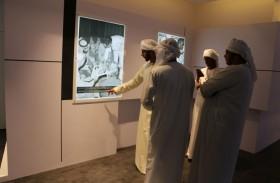 ذاكرة الوطن  تعرض لزوارها جوانب من رحلة الإمارات إلى الفضاء
