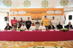 افتتاح بطولة الإمارات المفتوحة الدولية للبولو في غنتوت اليوم