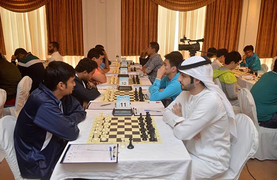 شطرنج الإمارات يحصد جائزة أفضل اتحاد رياضي عربي