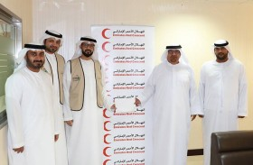محاكم رأس الخيمة تبر شهداء الإمارات ببئرين