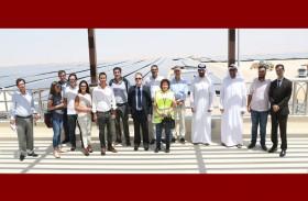 وزير الطاقة البرتغالي يشيد بجهود الإمارات في دعم استدامة الطاقة