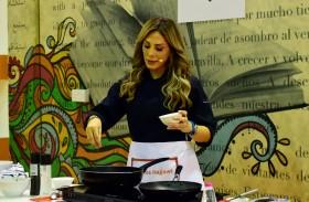 ديما حجاوي تقدم وصفات من المطبخ المكسيكي في «الشارقة الدولي للكتاب»