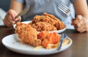 الطعام المقلي يعرضك للوفاة المبكرة!