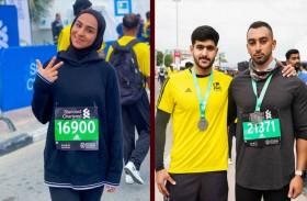 حملة #مدينتي_سباقي من دبي القابضة تثمر عن مشاركة قياسية للإماراتيين في ماراثون دبي 2020