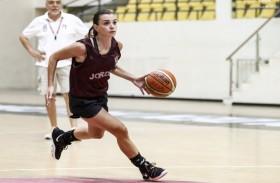 مشاركة 4 منتخبات في بطولة غرب آسيا للسيدات بكرة السلة