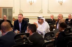 مطارات أبوظبي تستقبل وفداً رفيع المستوى من هيئة الجمارك وحماية الحدود الأمريكية