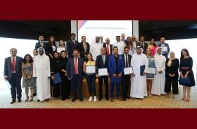 377 مؤسسة تحصل على علامة غرفة دبي للمسؤولية الاجتماعية