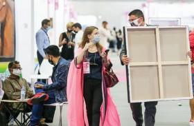فنانون من المنطقة ومن دول حول العالم يحققون مبيعات ضخمة خلال الأيام الأربعة للمعرض