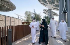 حمدان بن محمد: وعدنا قيادتنا والعالم بأن ننظم أفضل دورة في تاريخ  المعرض العالمي، وإخراجه بصورة مشرّفة لدولة الإمارات وشعبها والعرب بصفة عامة