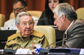 كاسترو يستقبل وفدا من الكونغرس الأمريكي