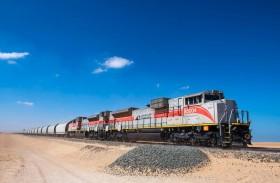 شبكة السكك الحديدية الإماراتية  تعمل وفقاً لأحدث التقنيات المعتمدة لأنظمة التشغيل