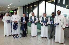 هيئة كهرباء ومياه دبي و«كارفور» توزعان 1500 علبة إفطار يومياً في مطارات دبي خلال شهر رمضان المبارك