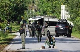 15 قتيلاً بهجمات لمتمردين في جنوب تايلاند