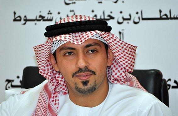 سلطان بن خليفة بن شخبوط يدعم مشاركة اليمن والبحرين  في بطولة غرب آسيا للشطرنج