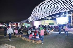 حديقة أم الإمارات تستضيف فعاليات المهرجان التايلندي