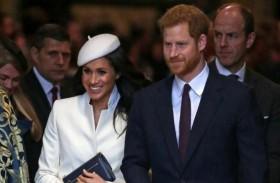 الملكة إليزابيث  تجيز زواج هاري وماركل