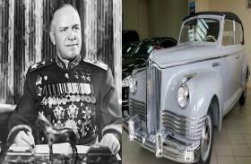سيارة قائد معركة برلين ضد هتلر للبيع