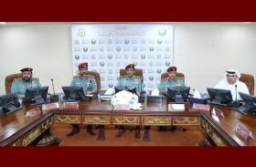 لجنة القيادة العليا بشرطة رأس الخيمة تناقش المؤشرات الوطنية في الربع الثالث 2019