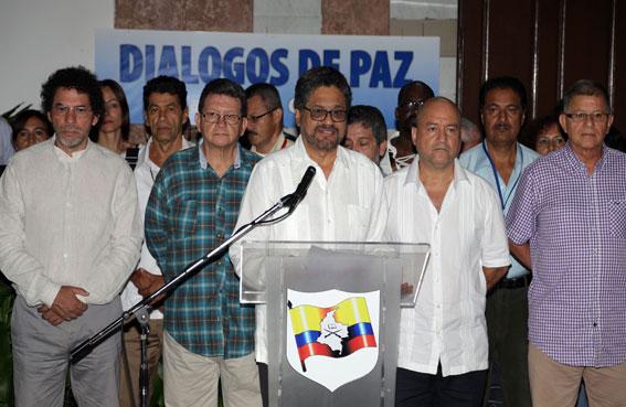 متمردو كولومبيا قد يمددون وقفا لإطلاق النار من جانب واحد
