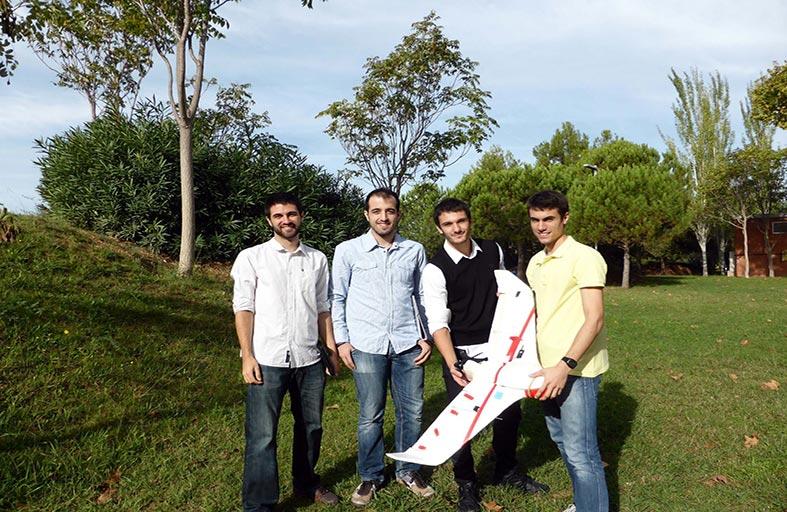 39 متنافسا للفوز بجائزة الإمارات للطائرات بدون طيار لخدمة الإنسان