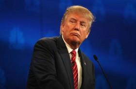 ترامب يعترف أنه «برتقالي»