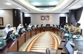 اللواء المري يبحث تعزيز التعاون مع مؤسسة محمد بن راشد آل مكتوم للمعرفة