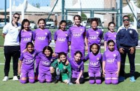 تواصل منافسات مسابقات دوري  كرة القدم النسائية