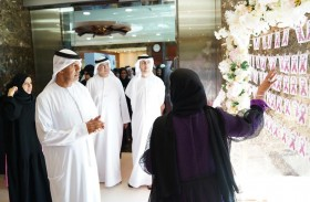 جمارك دبي تحتفل بالشهر العالمي للتوعية بسرطان الثدي