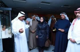 الشارقة للآثار تسلط الضوء على آثار دولة الإمارات في الكويت