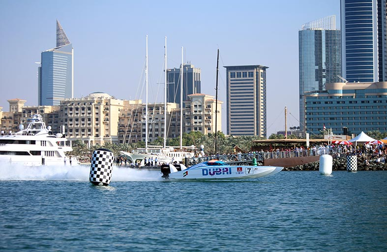 انطلاق فعاليات جائزة دبي -اكس كات- غدا