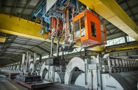 الإمارات للألمنيوم تكمل عمليات تجديد رئيسية لخط الإنتاج 3 في الطويلة