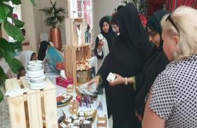 مؤسسة خليفة بن زايد آل نهيان للأعمال الإنسانية تشارك في احتفالات فندق باب القصر باليوم الوطني الـ 48