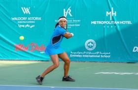 90 لاعبة من أبرز المصنفات تشارك في دولية «الحبتور» لتنس السيدات