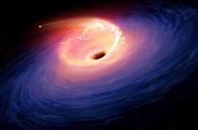 صورة بالغة الدقة لثقب أسود يبث طاقة عالية