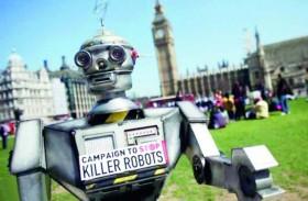 كبار التقنية يحذرون من الروبوت القاتل