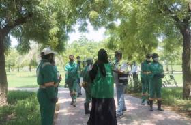 بتوجيهات الشيخة فاطمة .. الاتحاد النسائي يطلق مبادرة «سقيا الماء»