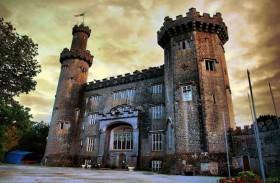 قلعة مرعبة تتحول إلى فندق