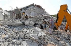 4 أشهر من التصعيد في إدلب ومحيطها